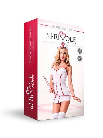 Эротический костюм для ролевых игр Le Frivole Медсестричка, размер S