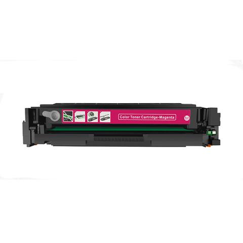 Совместимый картридж W2413A - 216A пурпурный для Hewlett Packard LJ PC M182/M183 (850 стр) без чипа!
