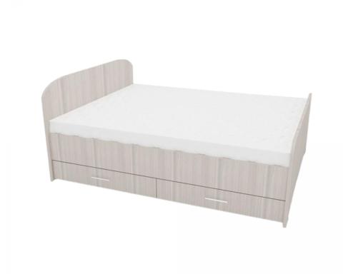 Кровать с ящиками 1,6 ЛДСП