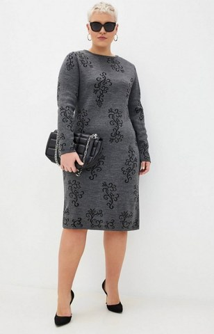 VIS-2020D Платье