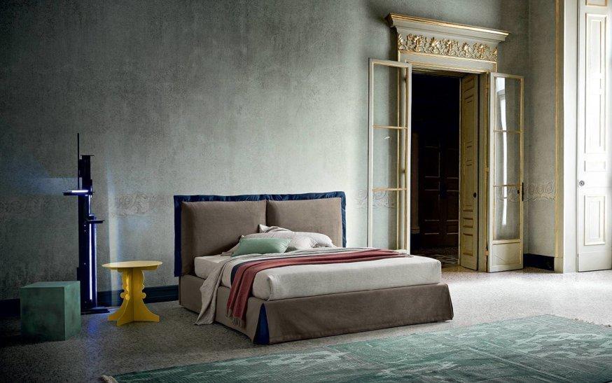 Двуспальная кровать Oliver