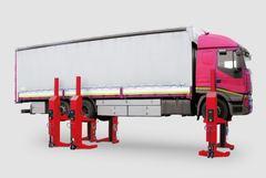 Подъемные колонны электрогидравлические передвижные MOVID 375H 6шт, BUTLER