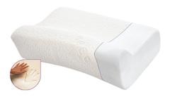 Ортопедическая подушка с С-образным валиком ТОП-116