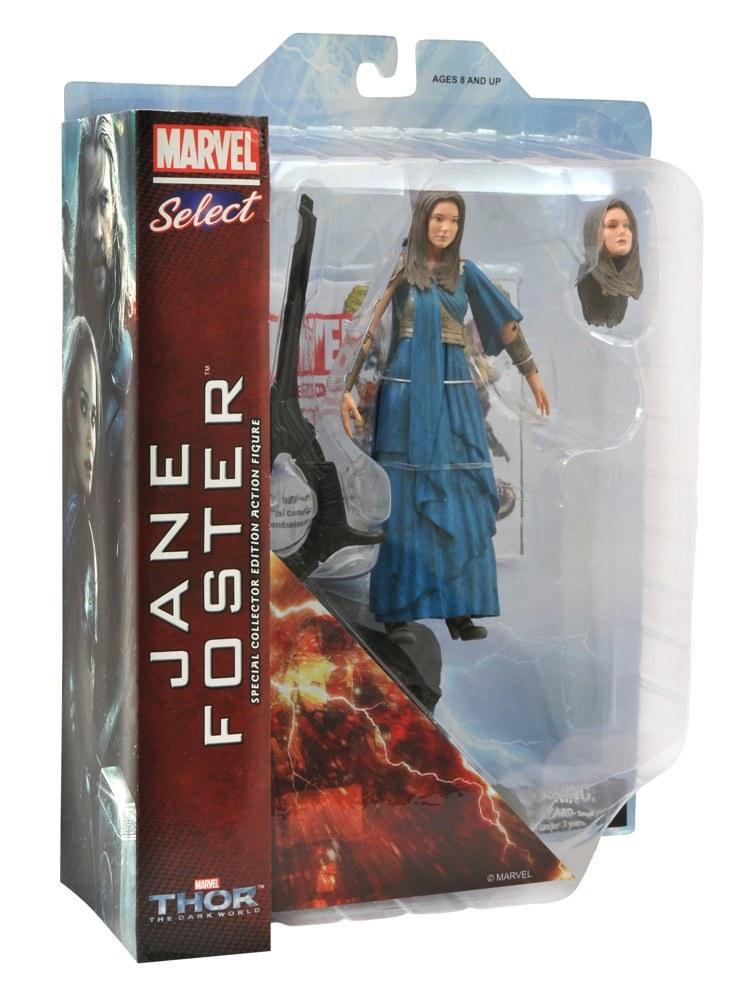 Марвел Селект фигурка Джейн Фостер — Marvel Select Jane Foster
