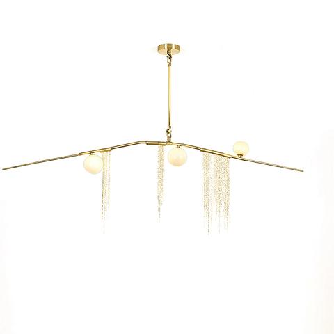 Потолочный светильник копия 3-GLOBE CHERRYBOMB FLUSH MOUNT by Lindsey Adelman