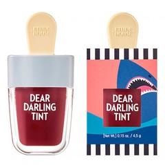 Увлажняющий гелевый тинт для губ ETUDE HOUSE Dear Darling Water Gel Tint Shark Red 4,5 гр