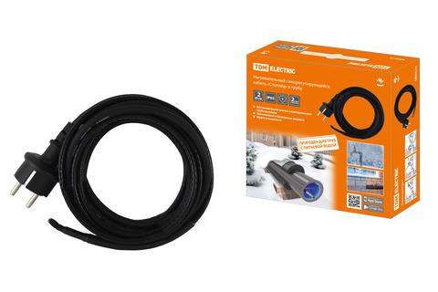 Нагревательный саморегулирующийся кабель