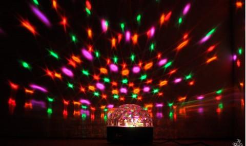 музыкальный дско шар Шар YSP Musil ball D50 музыкальный лазерный