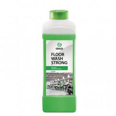 Средство для мытья пола Floor Wash Strong 1л щелочное концентрат