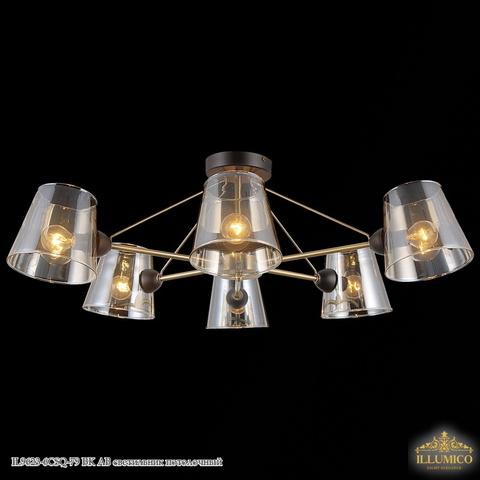 IL9623-6CSQ-79 BK AB светильник потолочный