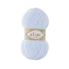 Пряжа Alize Softy Plus цвет 183