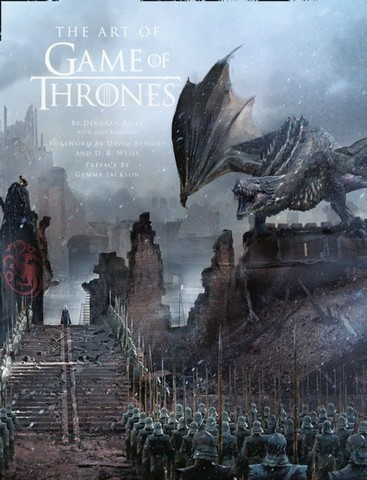 INSIGHT EDITIONS: The Art Of Game Of Thrones [Not-Us]