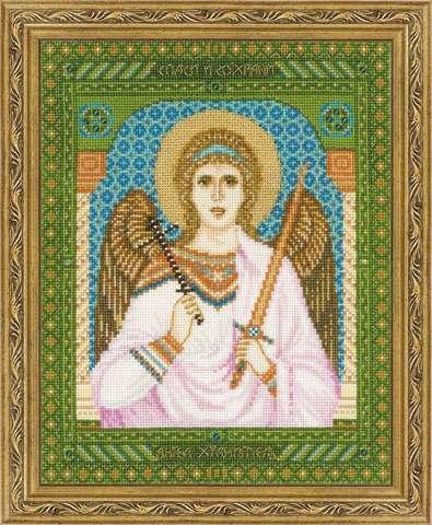 производитель РИОЛИС ¶артикул 1267¶размер 13х16¶техника счетный крест¶тематика религиозная¶состав ка