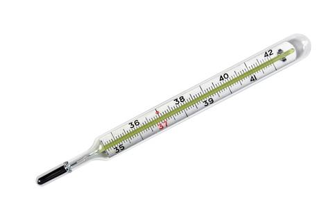 ARMPIT - термометр ртутный максимальный стеклянный