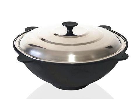 4107 FISSMAN Сковорода ВОК чугунная 39 см,  купить