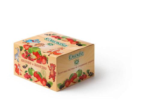 Смоква бокс яблочно-вишневая 20шт по 15г