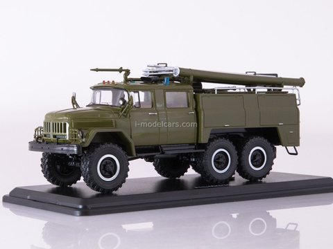 ZIL-131 AC-40 (131) Army fire engine tank 1:43 Start Scale Models (SSM)