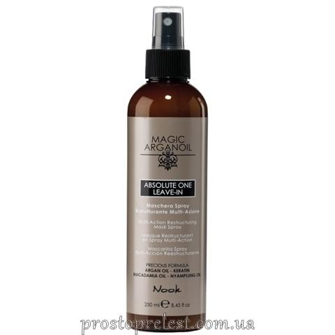 Nook Magic Arganoil Absolute One Leave-In Mask Spray — Маска-спрей мультиактивна