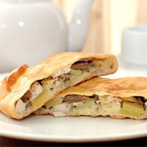 Пирог с курицей и картофелем 1 кг