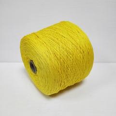 Emilcotoni, Хлопок 100%, Желтый, мерсеризованный, 250 м в 100 г