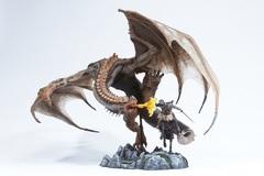В поисках пропавшего короля фигурка дракон Берсеркер против всадника