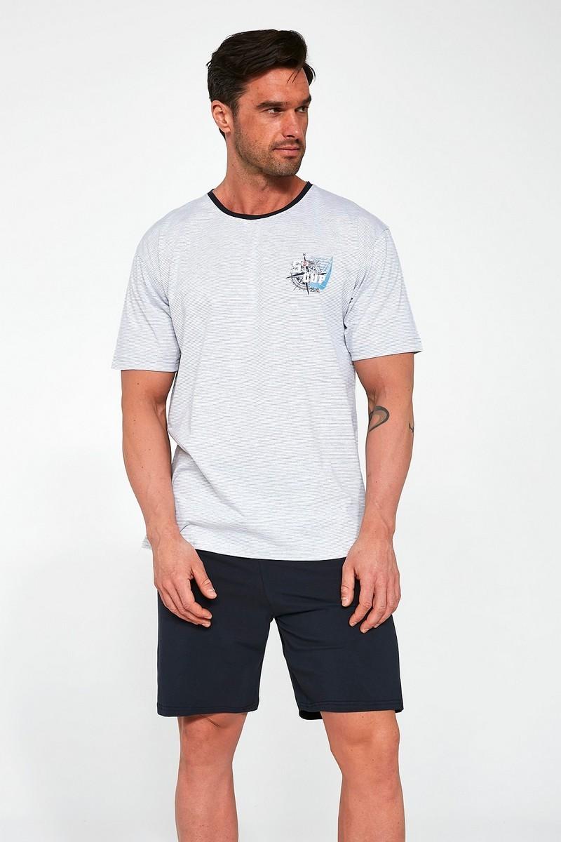 Пижама мужская с шортами CORNETTE 471 SAILING CUP