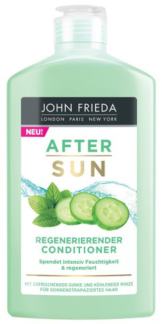 John Frieda After Sun кондиционер для волос разглаживающий 250мл