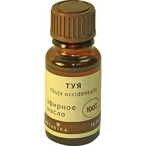 Туя - эфирное масло