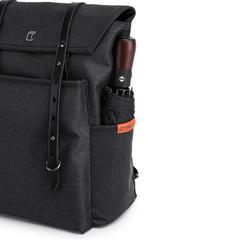Рюкзак-торба молодёжный Tangcool 5698 тёмно-серый