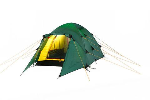 Туристическая палатка Alexika Nakra 3
