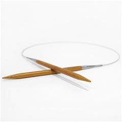 Спицы бамбуковые на металлическом тросе