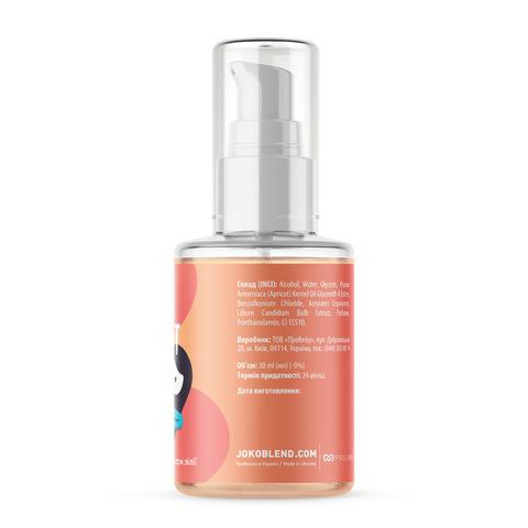 Антибактеріальний гель для рук White Apricot & Lily Joko Blend 30 мл (3)