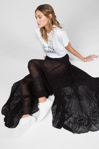 Женская черная юбка O-VIVIEN Diesel