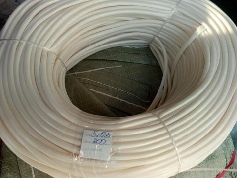 Трубка ТВ-40 (кембрик) 5,0 х 0,6 (200 м)