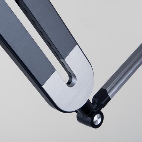 Настольный светодиодный светильник 80420/1 графит 80420/1