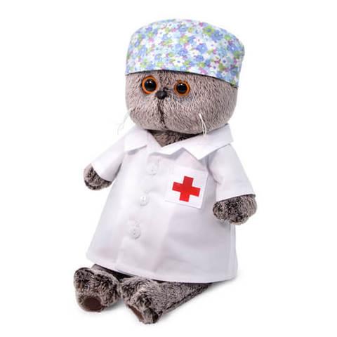 Кот Басик доктор