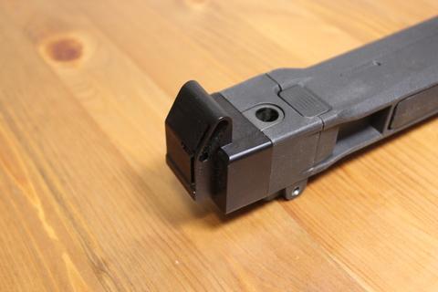 Приклад Zhukov для складных АК/Сайги, Magpul реплика на огнестрел