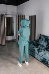Спортивный костюм из двунитки недорого