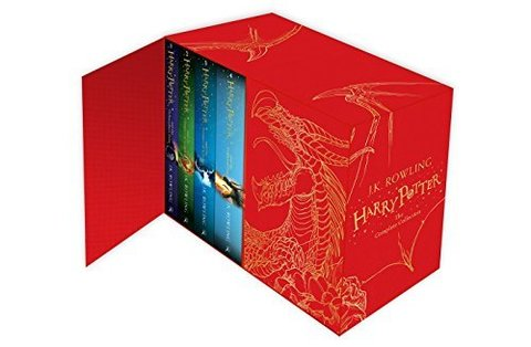 Harry Potter Boxed Set: Complete Collection