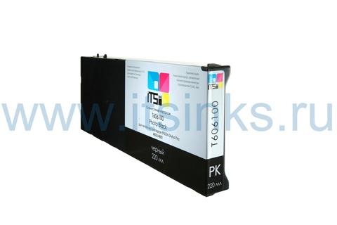 Картридж для Epson 4800/4880 C13T606100 Photo Black 220 мл
