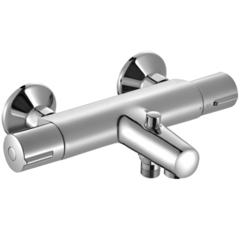 Смеситель для ванны термостатический Jacob Delafon July E45714-CP