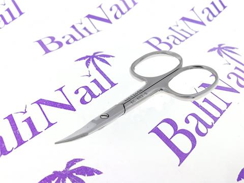 Ногтевые ножницы (блестящие) - изогнутые