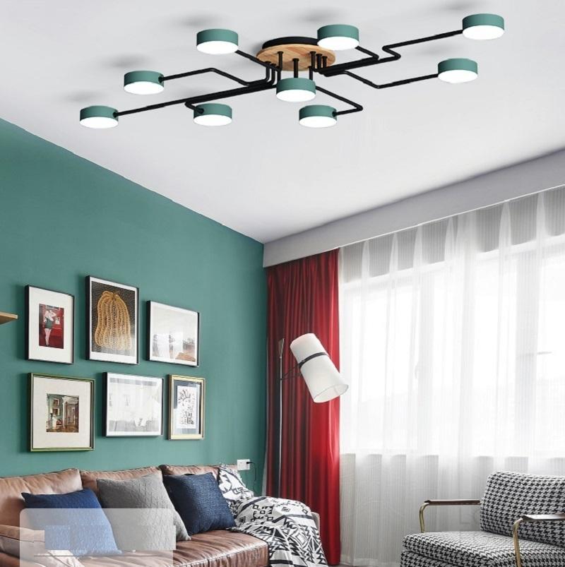 Потолочный светильник Lampatron style Scheme Led Color