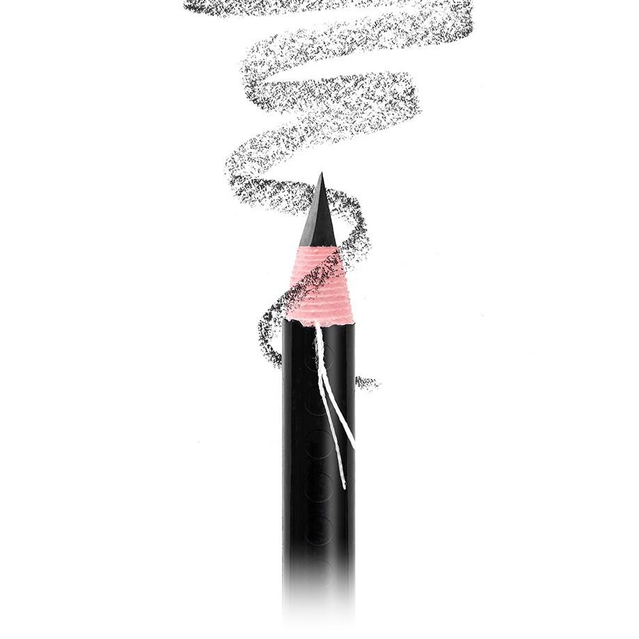 Профессиональный карандаш для бровей Black