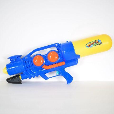 Водный пистолет с подкачкой 2 круга