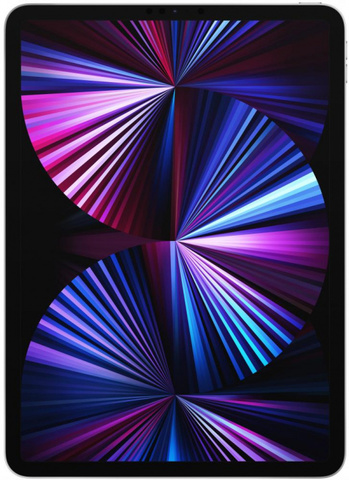 Планшет Apple iPad Pro 11 M1 Wi-Fi 128GB (2021) (Cеребристый)