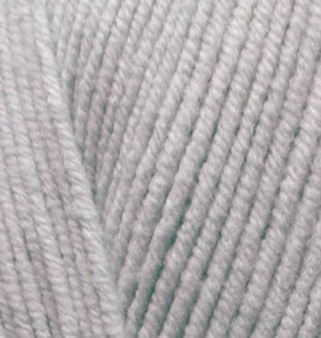 Пряжа Alize Cotton Gold серый 200