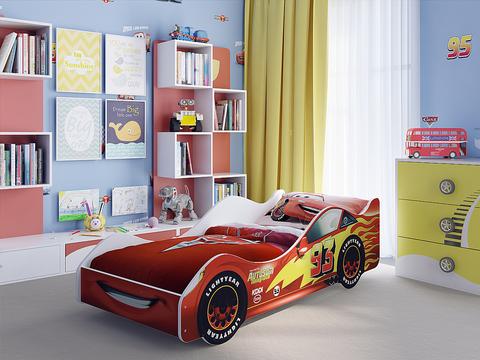 Кровати машинки