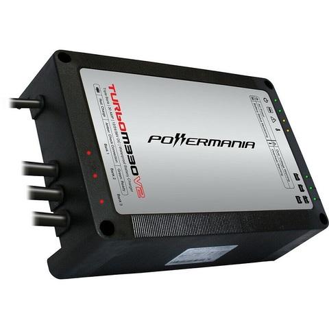 Зарядное устройство Powermania Turbo M330V2
