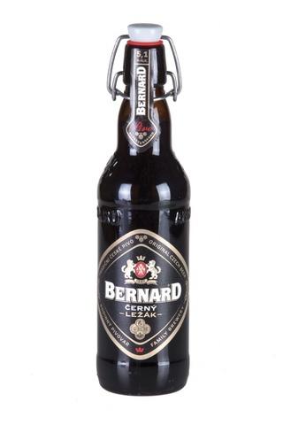 Bernard Cerny Lezak / Бернард Черный Лежак (непастеризованное темное)
